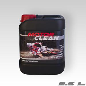 motorclean 2,5 liter