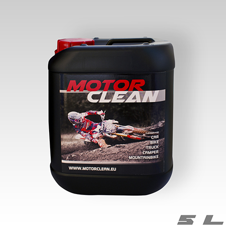 Motorclean concentraat 5 liter for Decor 5 5 litre