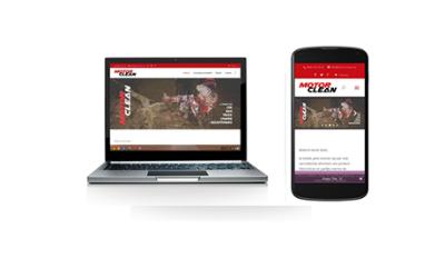 Webwinkel Motorclean.eu online